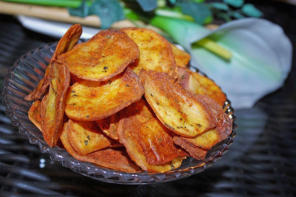 Fettfreie Kartoffelchips von killoz
