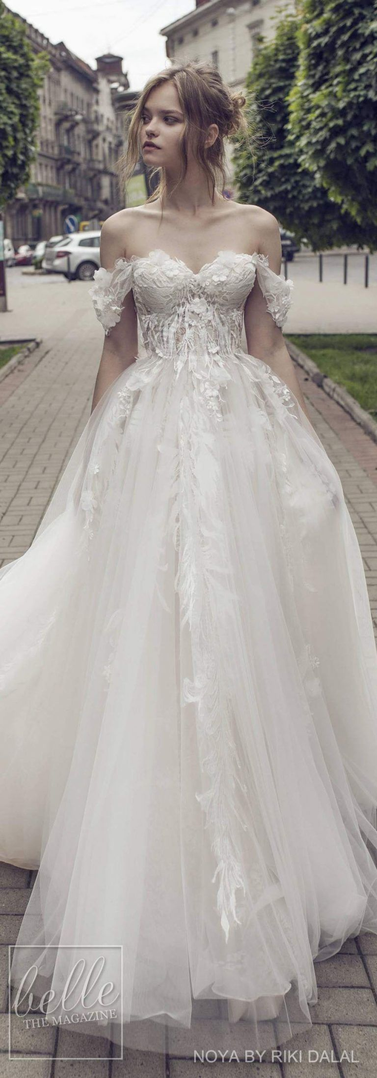 Noya by riki dalal bridal shakespeare collection vestido de