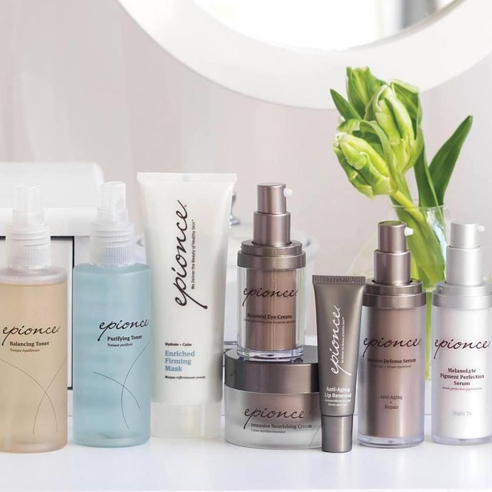 Epionce Is A Medical Grade Botanical Based Skincare Line Developed To Actually Penetrate And Deliver Powerful Molecules In Skin Care Med Spa Medical Aesthetic