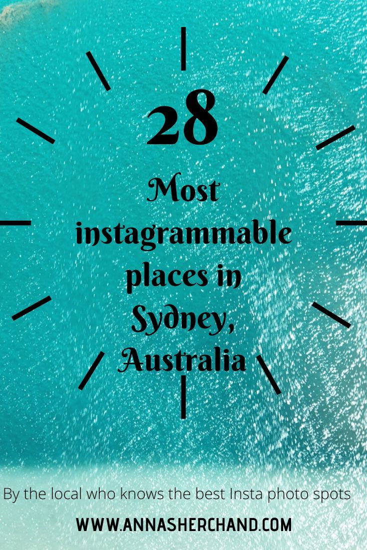 Instagrammable Places In Sydney, Australia (28 Best Spots