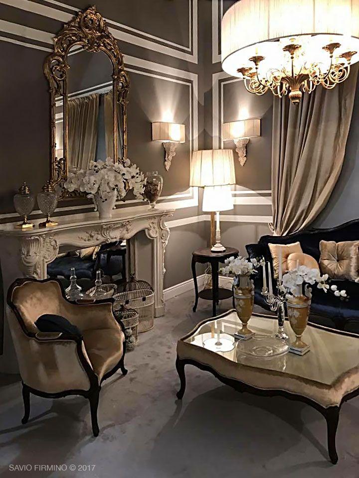 Mantels In Homes Greenmamahkstoremagecloudnet - Luxury-italian-fireplaces-from-savio-firmino