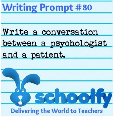 creative writing prompts for college students