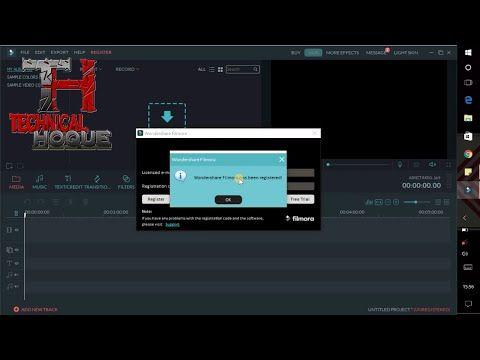 filmora crack software free download