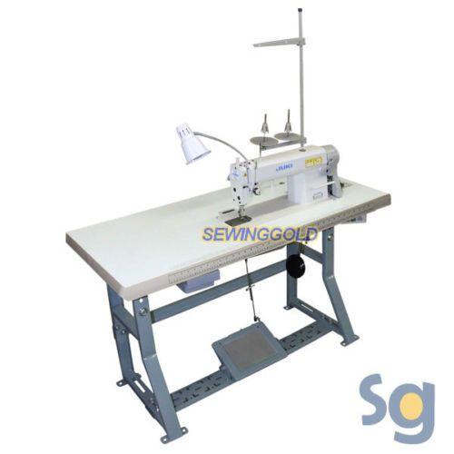 JUKI DDL40N Industrial Sewing Machine W Servo Motor Juki And New Juki Ddl 5550n Industrial Sewing Machine