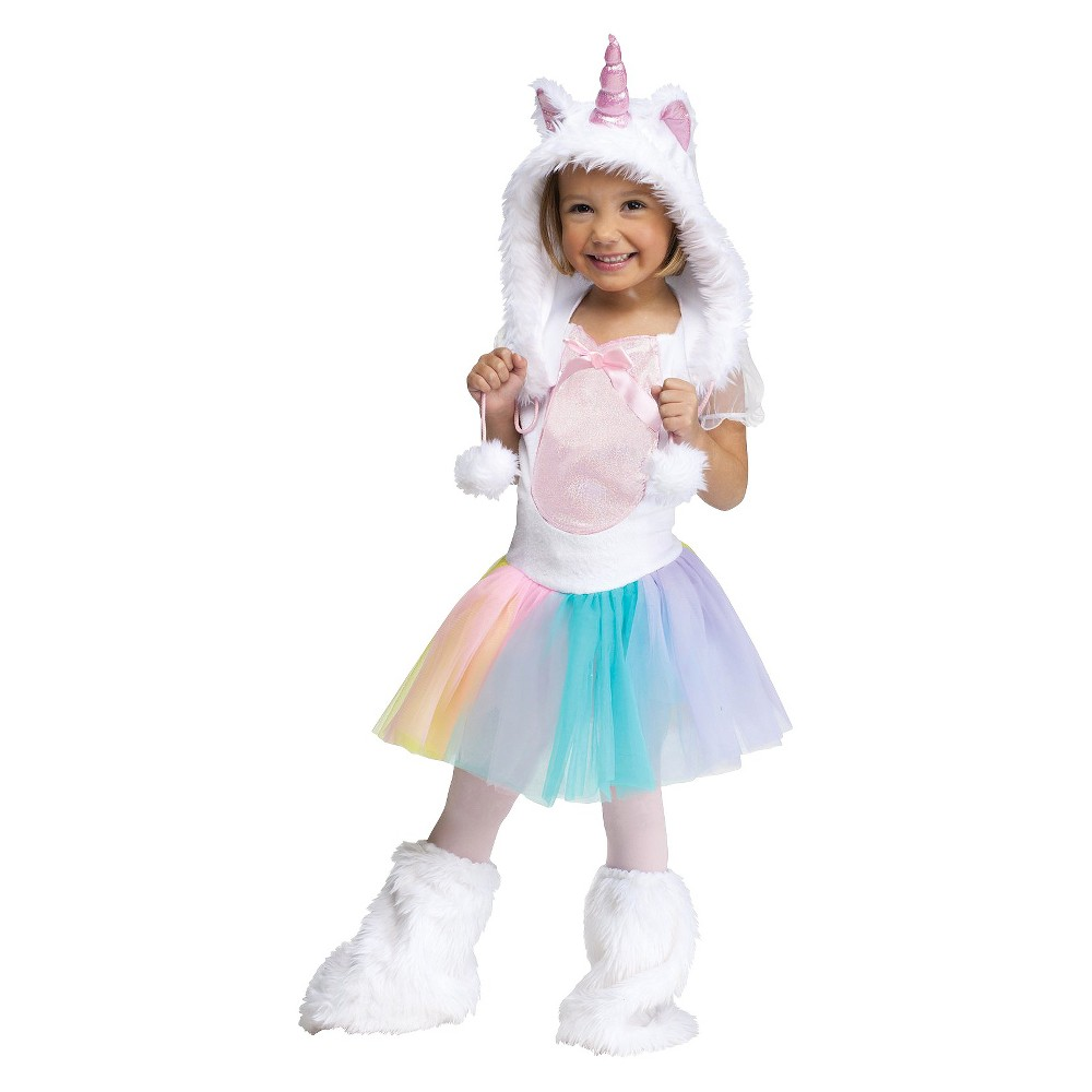 Halloween Infant/Toddler Unicorn Costume 18-24M, Toddler Girl\'s ...