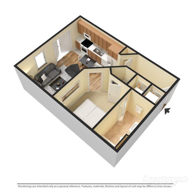 Lovely Vista 121 Apartments