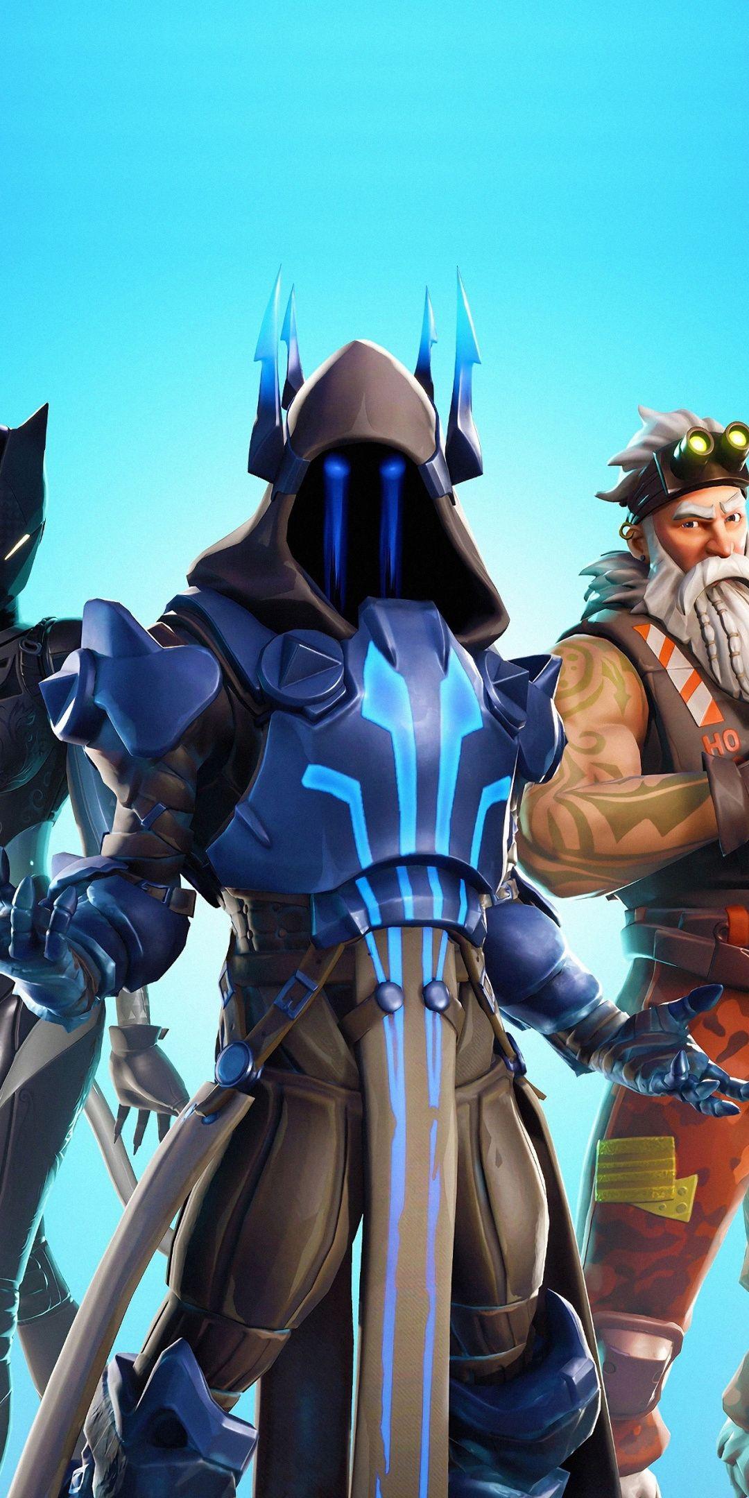 Popular Video Game Fortnite Season 7 2018 1080x2160 Wallpaper Video Game Fortnite Wallpaper