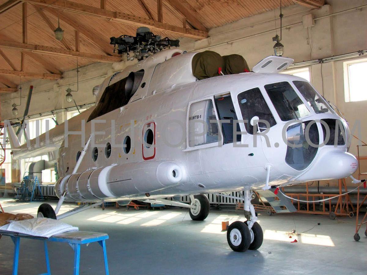 1988 Mil Mi8MTV1 for sale in Russia => http//www