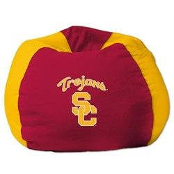 Usc Trojans Southern Cal Kids Bean Bag Chair Beanbag Usc