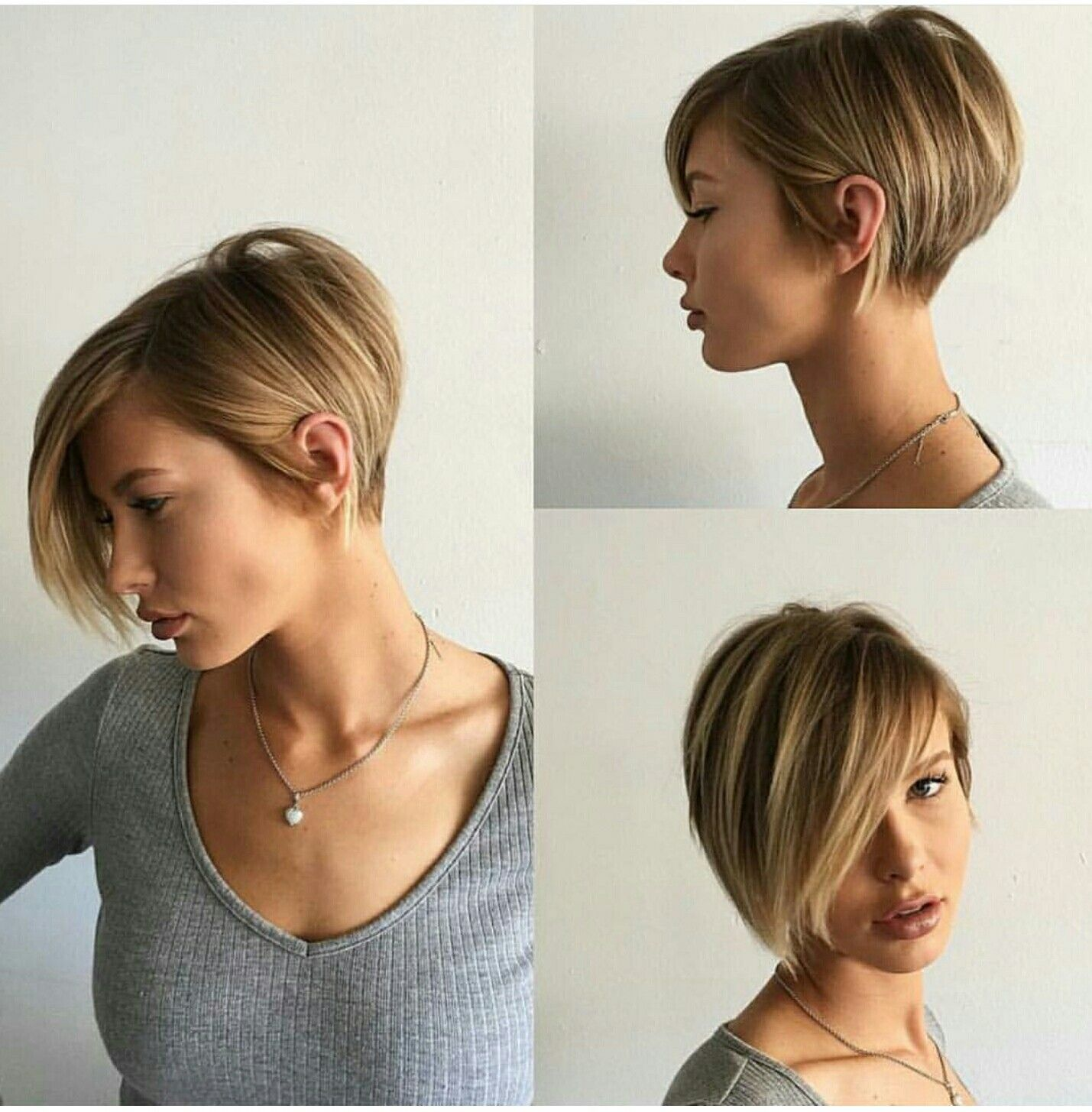 This Pin Was Discovered By Kay Hair Styles Pinterest Short