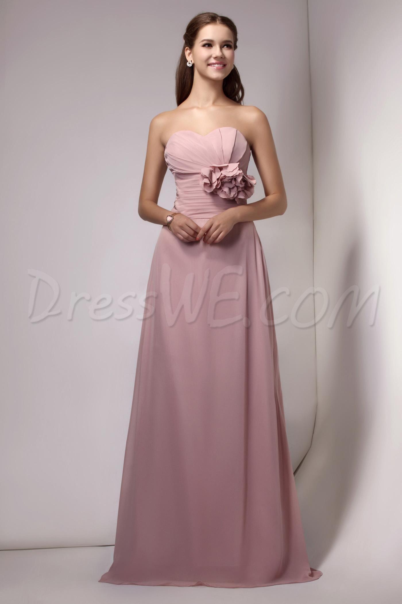 Vestidos para damas de honor 2012