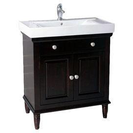 """30"""" Bathroom Vanity Set with Single Sink"""