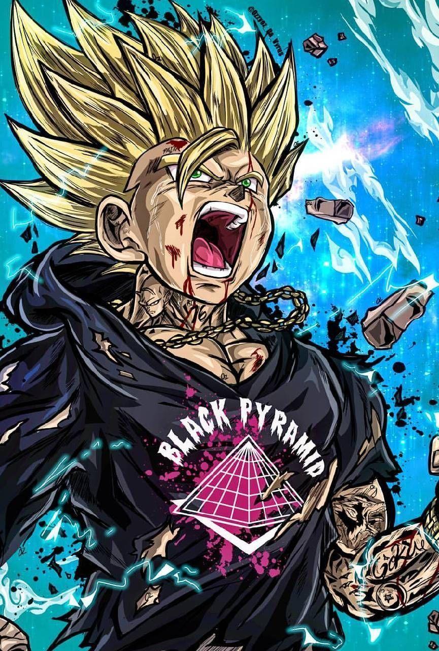 Fresh Vegeta Art Wallpaper Anime Dragon Ball Super Dragon Ball Super Manga Dragon Ball Artwork