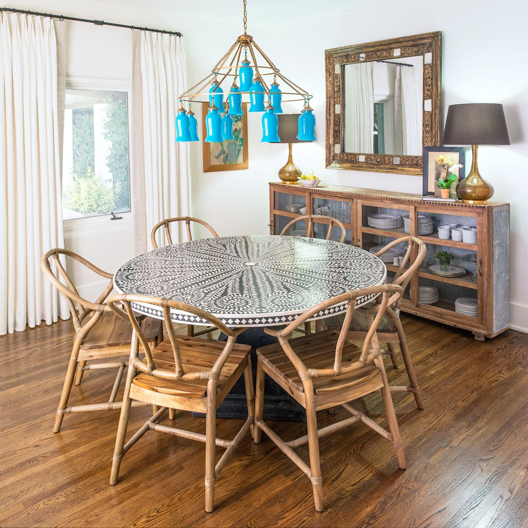 An Arcadia Remodel Gets A Boho Modern Mix Jaimee Rose Interiors