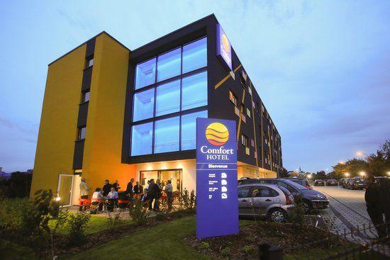 Awesome Book Comfort Hotel Expo Colmar, Colmar On TripAdvisor: See 78 Traveler  Reviews, 359