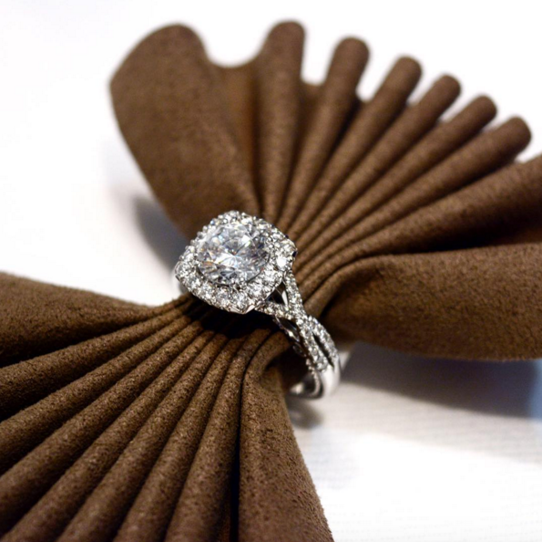 At Our Holiday Preview Trunk Show This Weekend You Ll Be Able To Shop Popular Verragio Rings Like This One As Well A Engagement Rings Verragio Rings Diamond