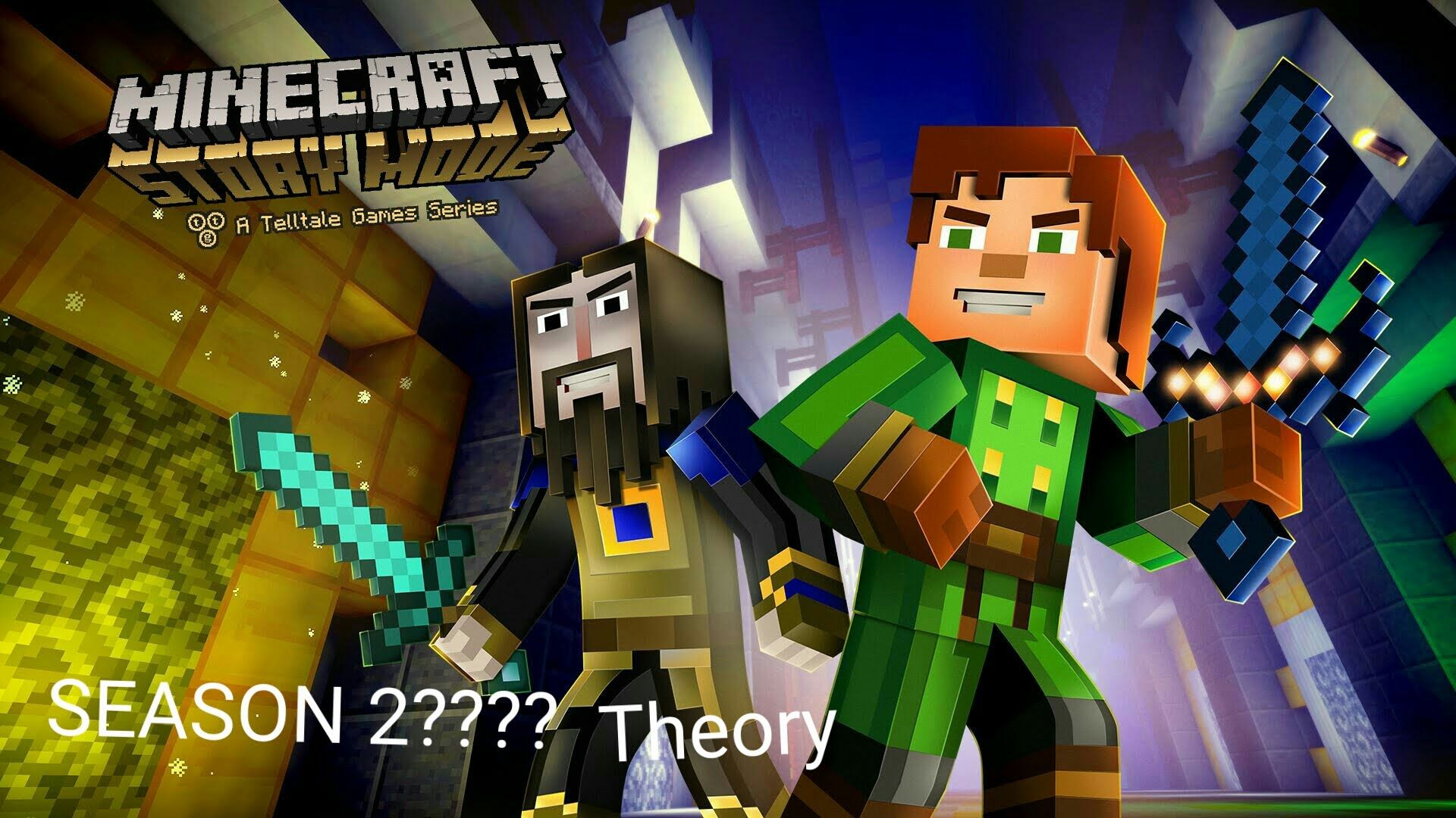 Minecraft: Story Mode - Season Two v1 01 Apk download Direct