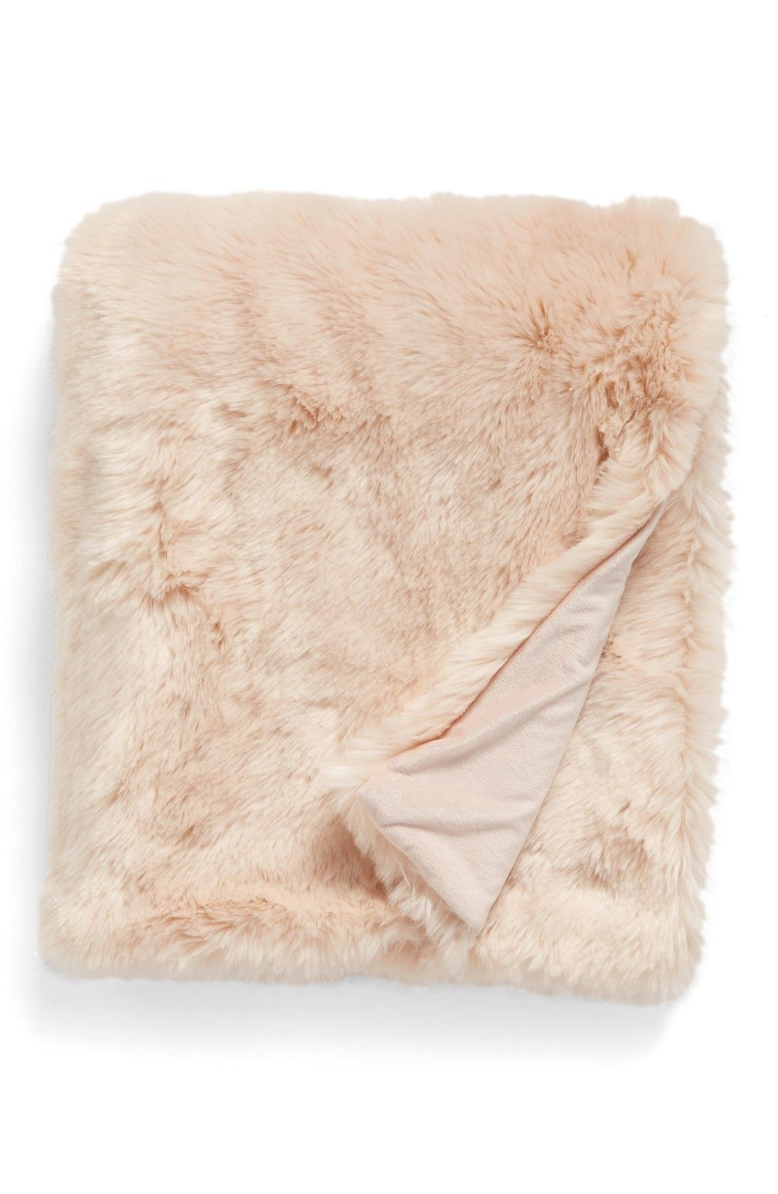Cuddle Up Faux Fur Throw Blanket  149 - Christmas gift ideas for women 705adffcff