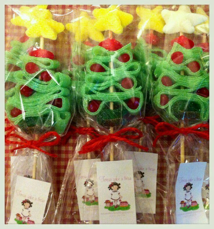 Brocheta navidad cosas pendientes de realizar pinterest - Decoracion para regalos ...