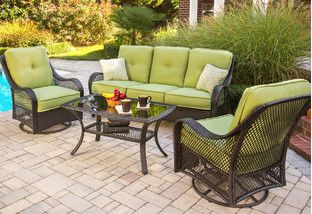 Traditional Patio Furniture