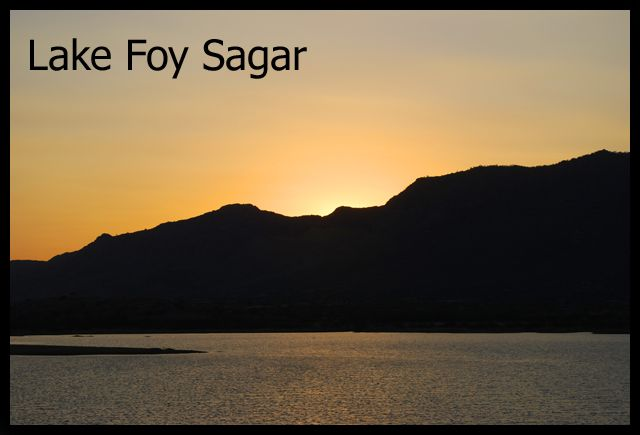 Lake Foysagar - Ajmer - Rajasthan - India