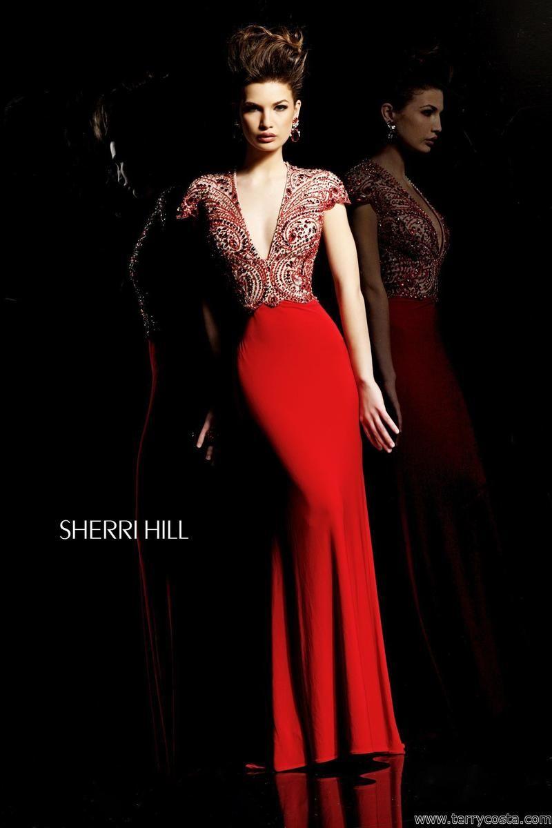 Sherri Hill 2960 | Terry Costa Dallas | Sherri hill prom ...