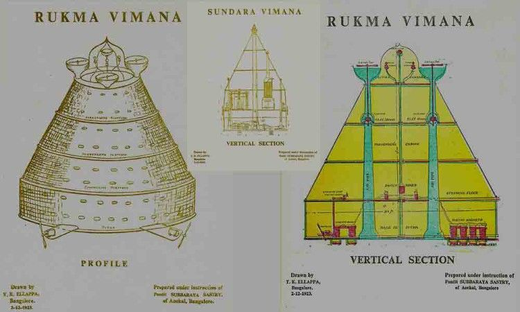 Vimana Flying Machine Discovered In Afghanistan | ET - UFO ...