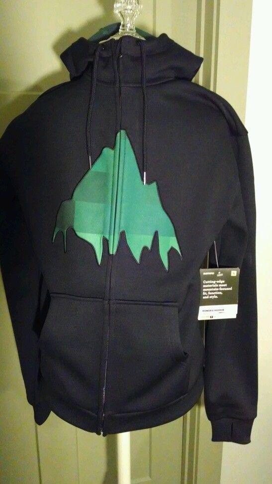 Snowboard jacket men's small