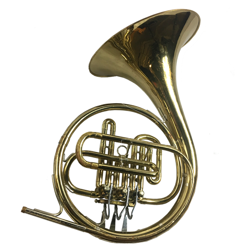 Reynolds Fe 57 Single French Horn Used French Horn Horns French