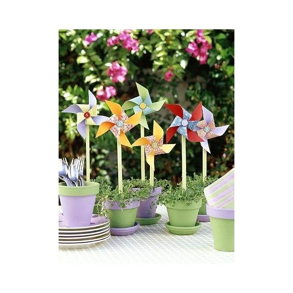 Garden Party Ideas found on Polyvore