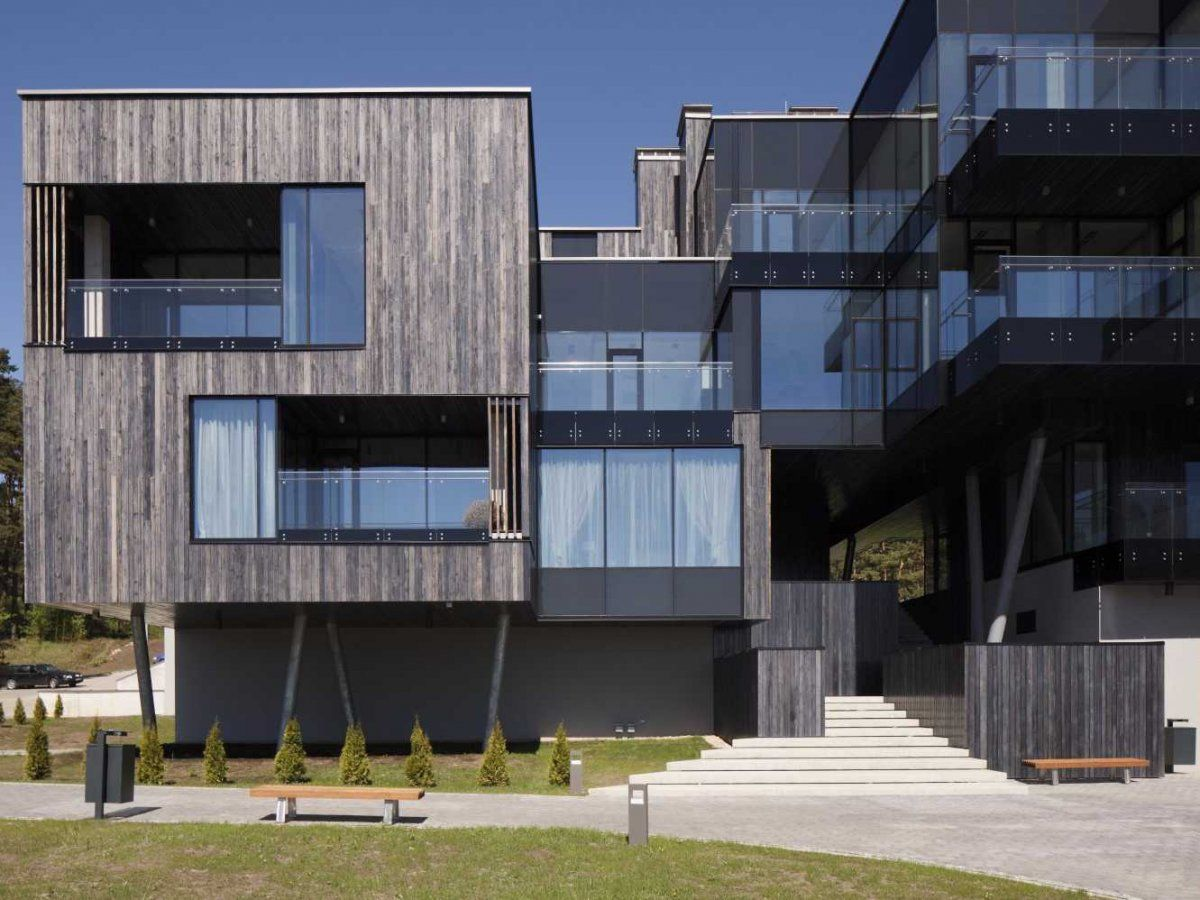 architizer a plus awards 2015 multi unit housing low rise 1 4 floors jury and popular residential complex ciekurkrasti by ab3dltd