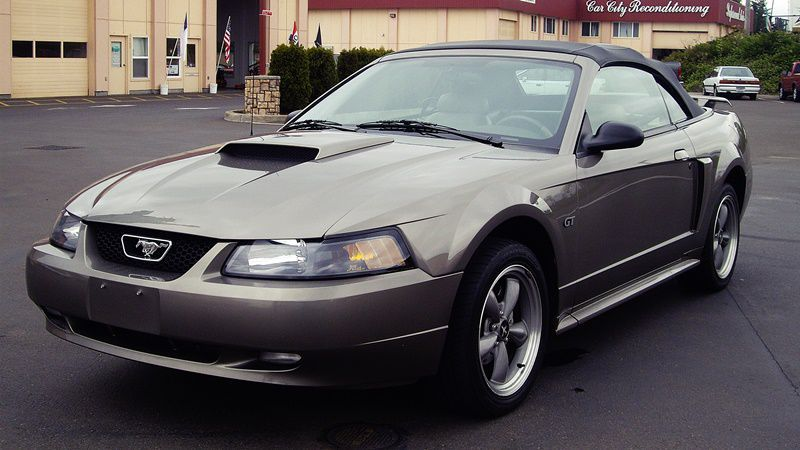 2002 Ford Mustang 2002 Ford Mustang Used Cars Under 5000 Used Cars
