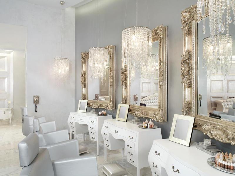 Caesars Palace Las Vegas Hotel Beauty Salon Interior Salon Interior Design Salon Decor