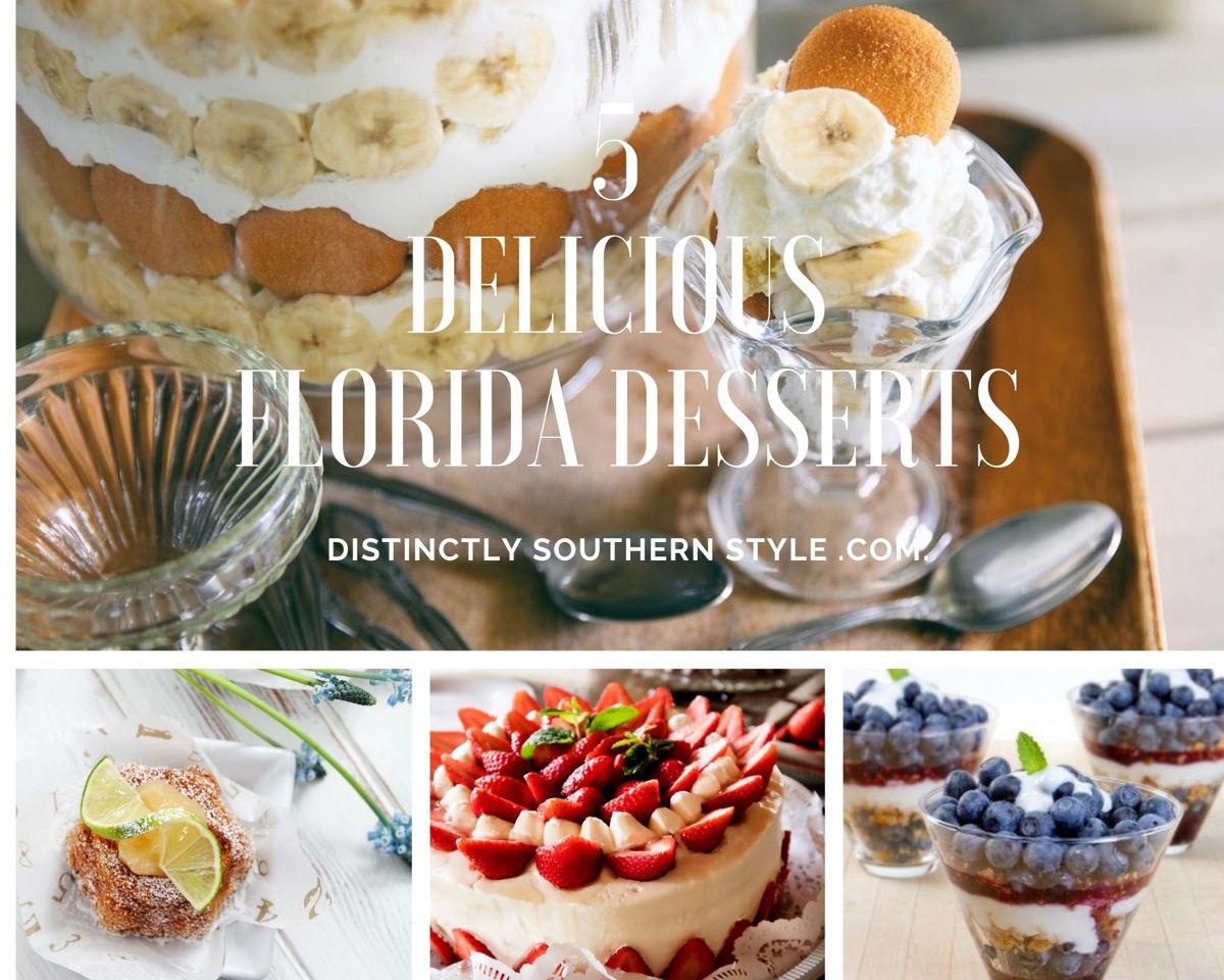 Favorite Florida Desserts in 2020 Desserts, Delicious
