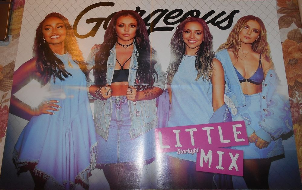 Little Mix - Magazine Poster A2 France