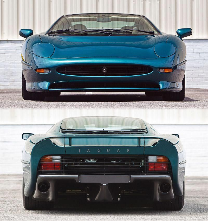 1991 Jaguar Xj220 Specifications Photo Price Information Rating Jaguarclassiccars Jaguar Xj220 Jaguar Car Classic Cars