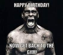 Happy Birthday Workout Meme Yahoo Image Search Results Birthday