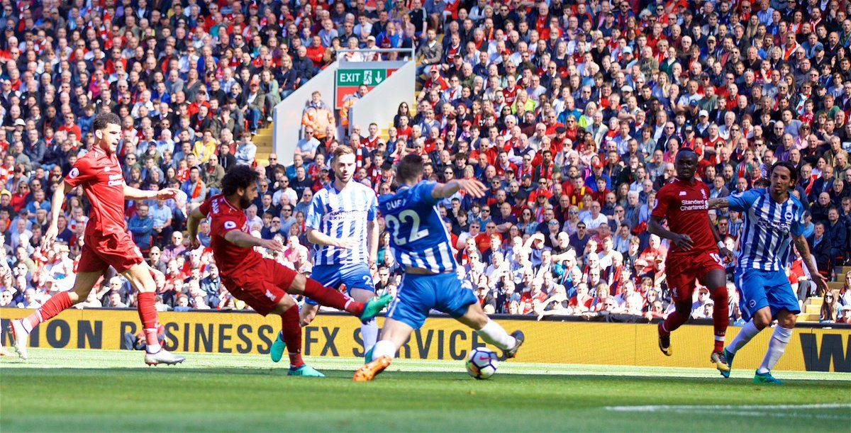 Download Liverpool Vs Brighton Highlights Epl Match Day 38