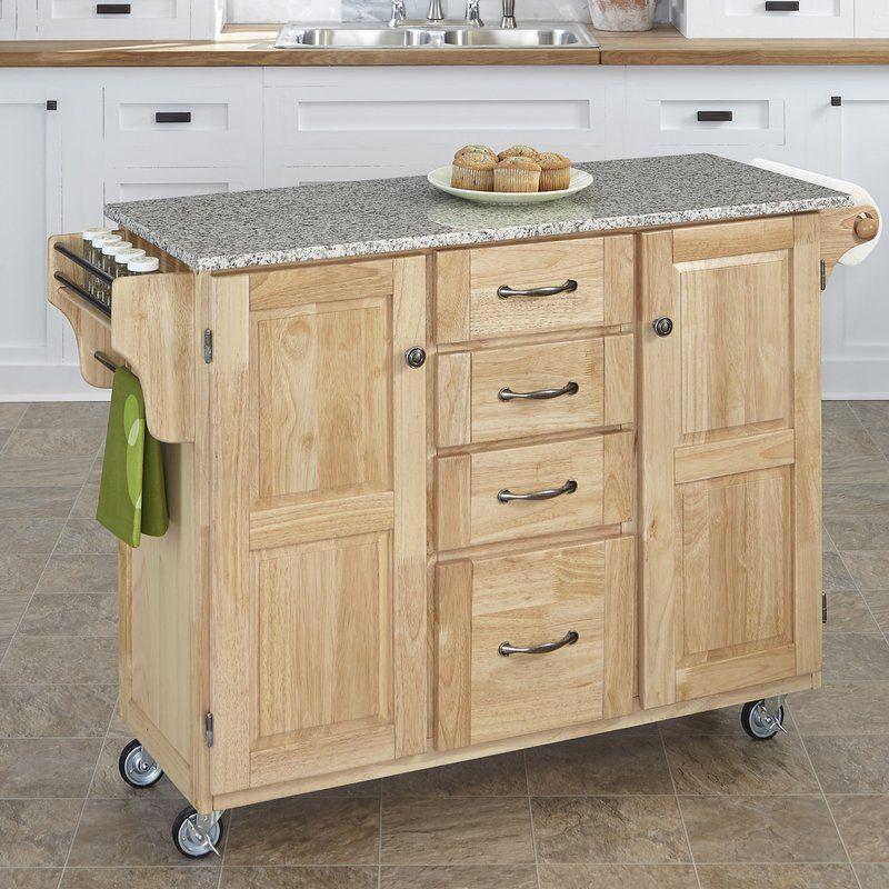 Legler A Cart Kitchen Island With Granite Top Kitchen Cart Kitchen Island With Granite Top Eclectic Kitchen
