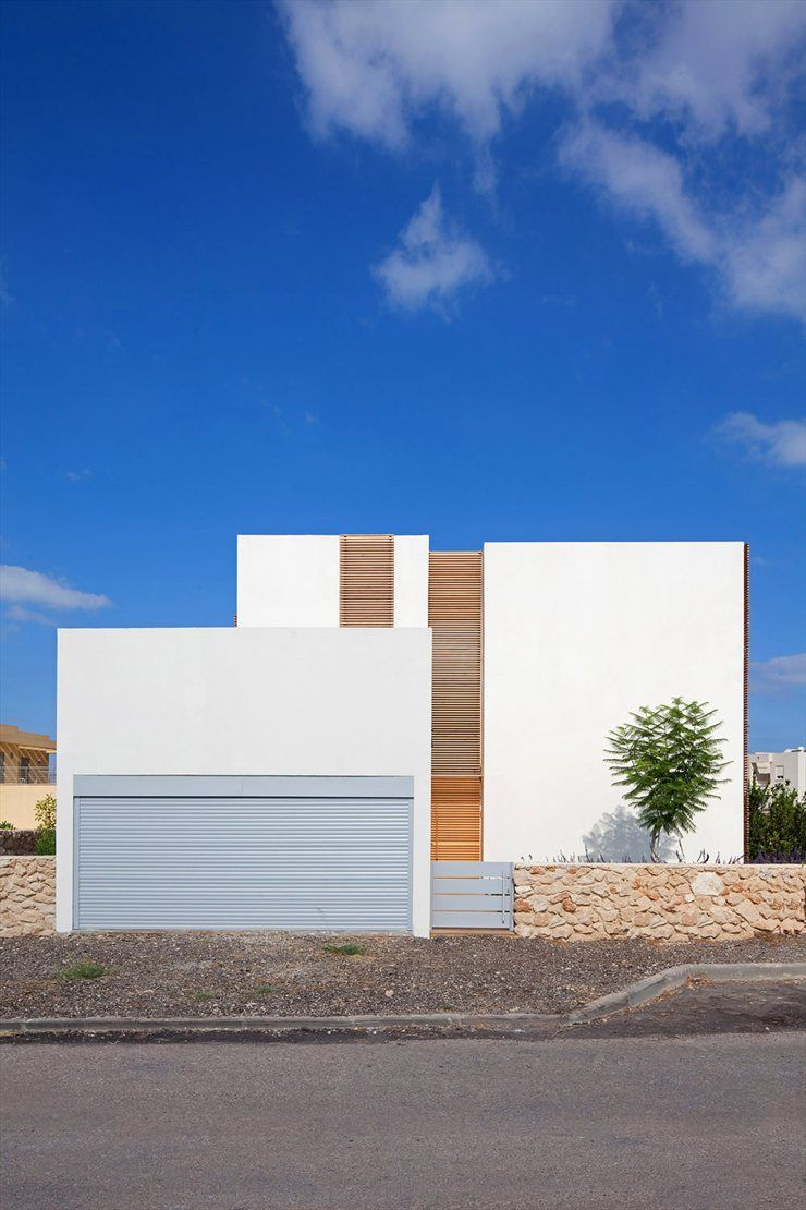 house a habonim 2010 by heidi arad outside pinterest maison. Black Bedroom Furniture Sets. Home Design Ideas