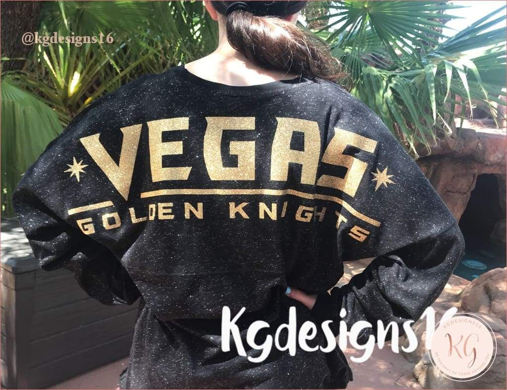 Vegas Golden Knights Spirit Jersey Women S Golden Knights Shirt All Gl Pulli