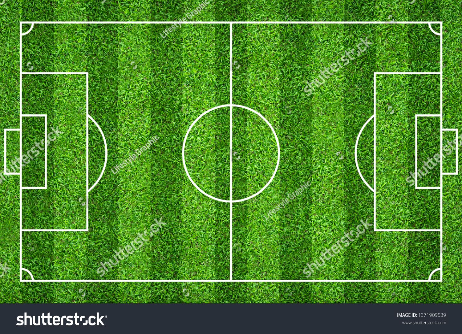 Football Field Or Soccer Field For Background Green Lawn Court For Create Sport Game Ad Ad Background Green Soccer F Football Field Soccer Field Soccer
