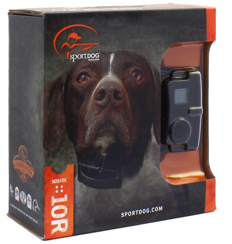 Sportdog Nobark Sbc 10r Rechargeable Waterproof Bark Control