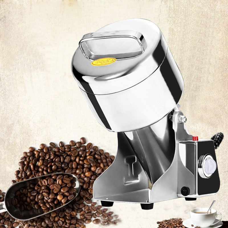 Electric herb grain mill grinder household coffee beans