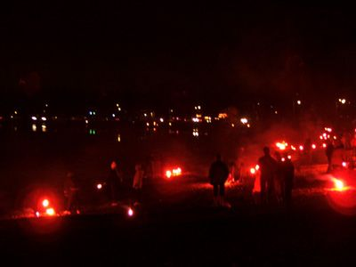 Birch Bay WA Ring of Fire on New Year's Eve | Vacation ...