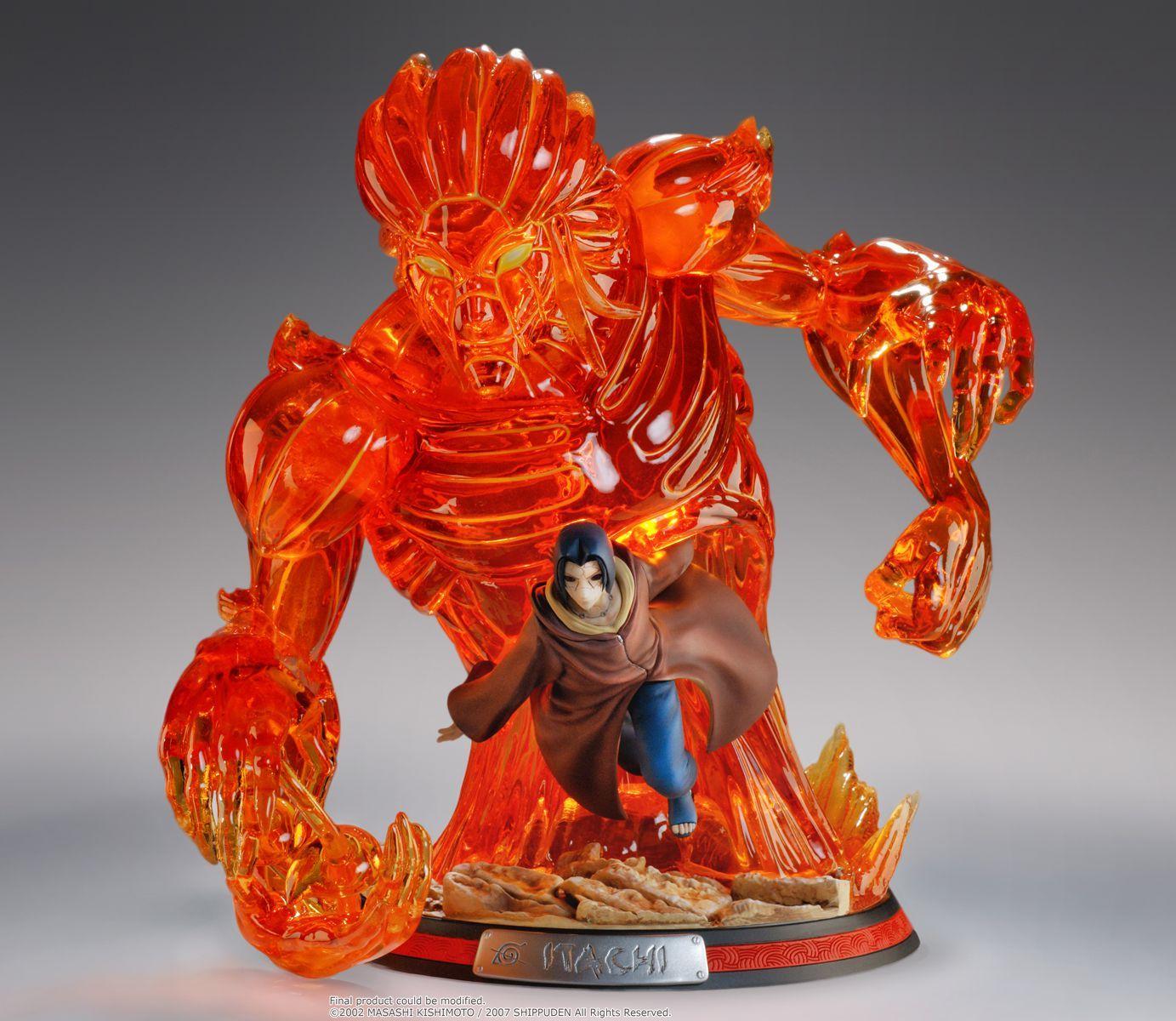 Itachi Uchiha High Quality Statue Hqs By Tsume Anime Manga Art Chunli Naruto