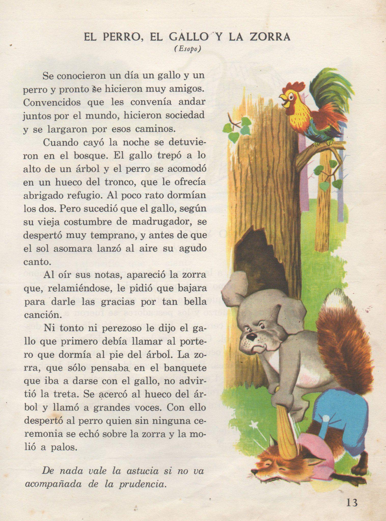 Pin De Ana Zamorano En Lengua Cuentos Cortos Para Imprimir Carpeta De Lectura Libros De Lectura