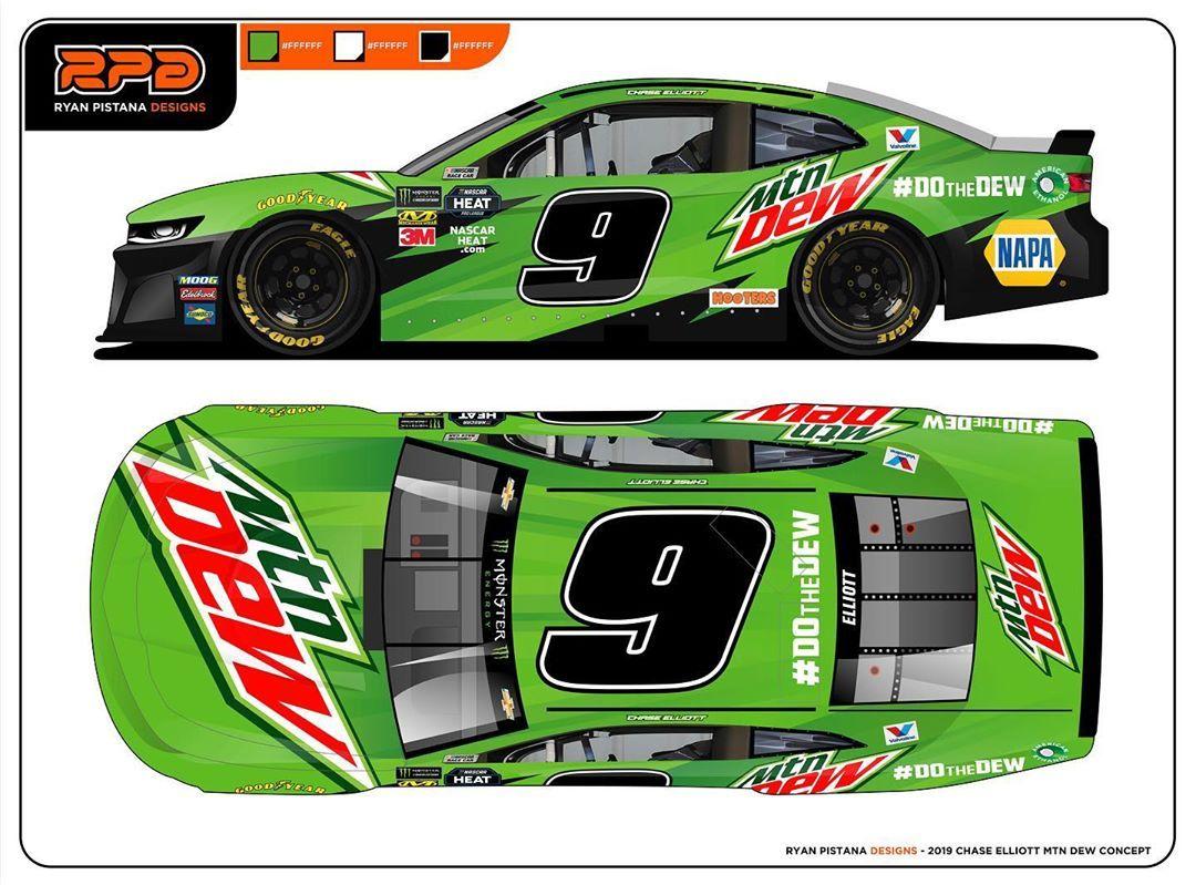 NASCAR Driver Pint Wrap Chase Elliott