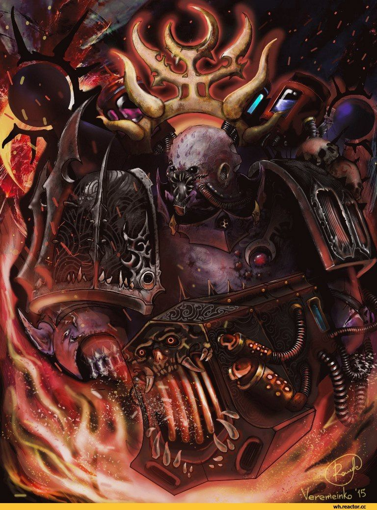 Slaanesh,Chaos (Wh 40000),Warhammer 40000,warhammer40000