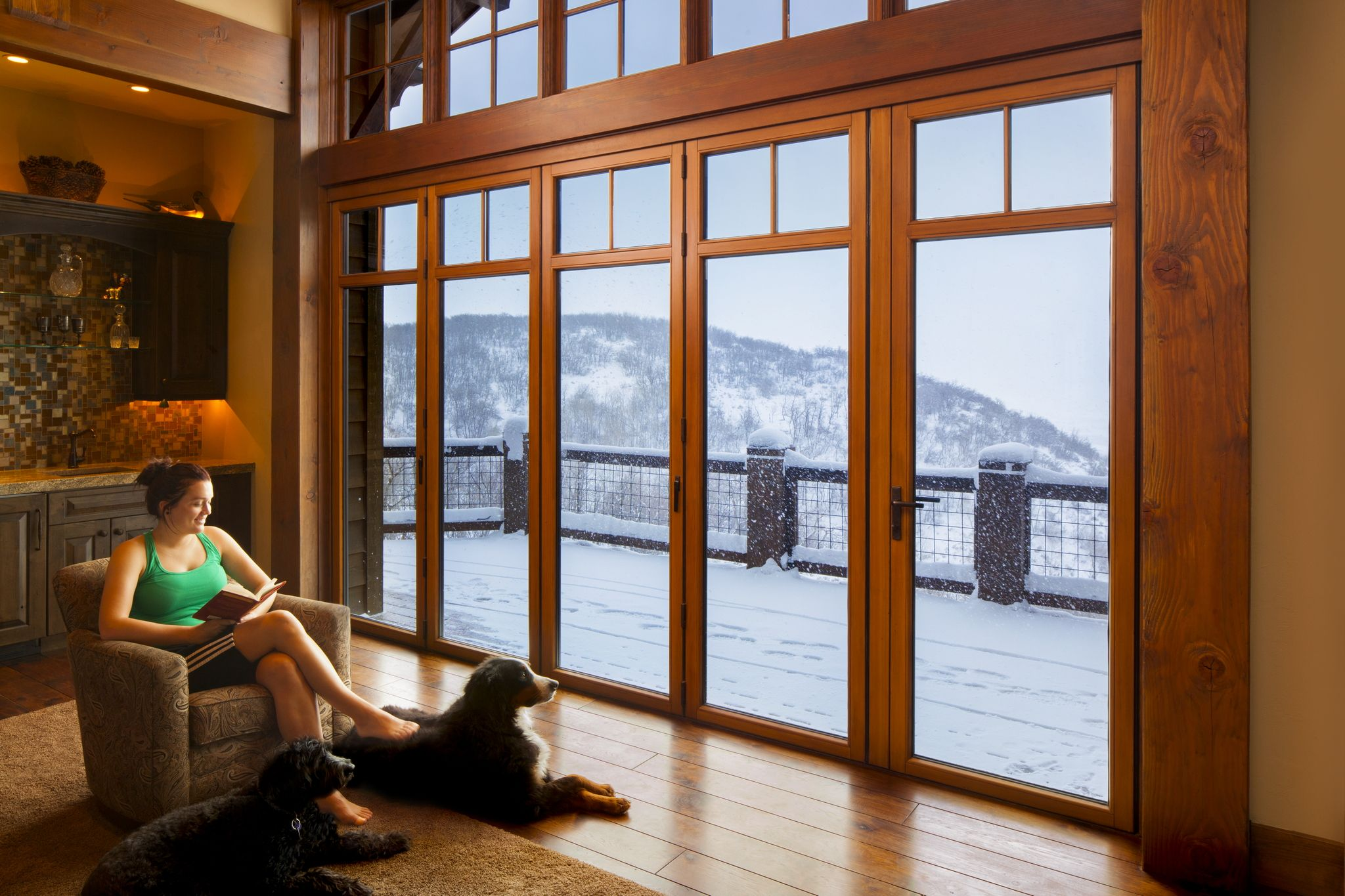 Nanawall S Folding Doors Allow You To Enjoy Your View All Year Long Gallery